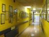School Main Corridor