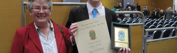 Congratulations Shane O'Rourke
