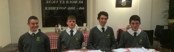 Medal winning performance for French debaters