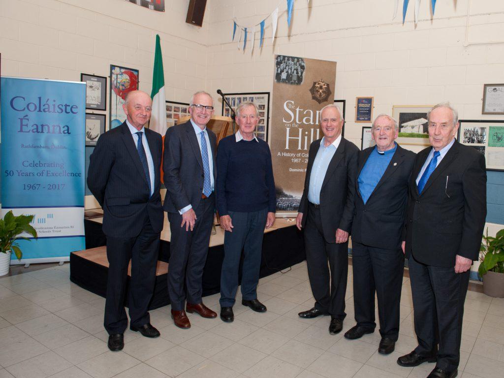 Paddy Collings, Brendan McCauley, Brendan Vaughan, John O'Sullivan, Br John Dooley, Seán Ó Donnell