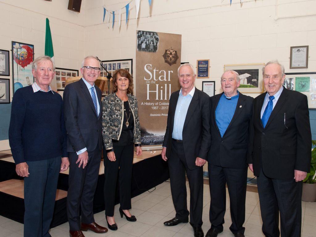 Brendan Vaughan, Brendan McCauley, Susan McCabe, John O'Sullivan, Br John Dooley, Seán O'Donnell